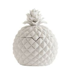 The Wooden Horse - Pineapple Jar- cute for tabletop