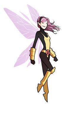 X-men comics pixie deviantart Marvel Comics X-Force rogue gambit jubilee Comic…