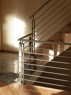 Modern Staircase railing Design Ideas, Pictures, Remodel and Decor