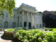 yet another breath taking experience. Oh The Places You'll Go, Places Ive Been, Beautiful Homes, Beautiful Places, Marble House, Famous Architecture, Newport Rhode Island, Gilded Age, Dream Homes