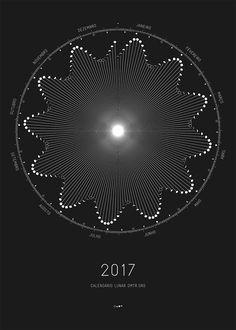 Dimitre Lima ⚡ Dmtr.org / Lunar Calendar 2017