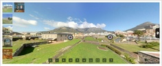CASTLE OF GOOD HOPE by Virtual South Africa