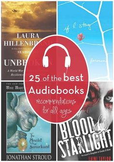 The best road trip audiobooks to keep you and your family entertained this summer with great suggestions for all ages and interests