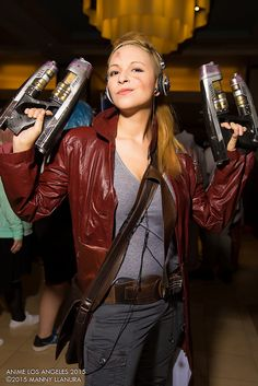 Star Lord #Rulet63 #cosplay from Guardians of the Galaxy   Anime Los Angeles (ALA) 2015