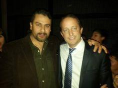 Marcelo Isidro Rodriguez con buena gente de la política
