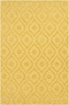The Central Park Zara Area Rug Collection from India has the perfect mix of textural detail, beautiful coloration, and Wool. Featuring truly Solid/Striped patterns, Central Park Zara can blend seamlessly with a range of interiors. Yellow Rug, Yellow Area Rugs, Clearance Rugs, Stain Remover Carpet, Ikat Pattern, Contemporary Area Rugs, Modern Carpet, Carpet Stains, Geometric Designs