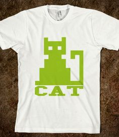 Cat Square Green