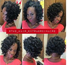 60 Showiest Bob Haircuts For Black Women I Like That Hairstyle