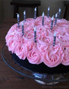 MIH Recipe Blog: Red Velvet Cheesecake Cake