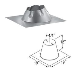 Flat Roof Flashing - 5' >>> You can find out more details at the link of the image.
