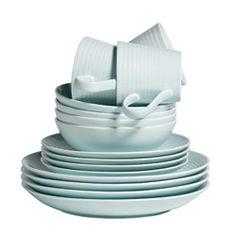 @Overstock.com - Gordon Ramsay by Royal Doulton Maze Blue 16-piece Dinnerware Set - Set includes: Four (4) dinner plates, four (4) salad plates, four (4) all-purpose bowls, four (4) mugsMaterial: StonewareColor: Blue  http://www.overstock.com/Home-Garden/Gordon-Ramsay-by-Royal-Doulton-Maze-Blue-16-piece-Dinnerware-Set/6362425/product.html?CID=214117 $71.57