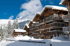 Bois Gentil: a 4-bedroom ski vacation rental in Verbier, Switzerland.