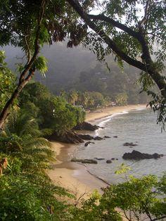 Castara Bay - Castara, Tobago- Trinidad and Tobago