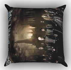 My Chemical Romance Z0145 Zippered Pillows Covers 16x16, 18x18, 20x20 Inches