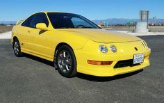 2001 Acura Integra Type R Model