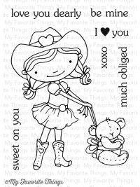 Doodle Garden Sweet on You