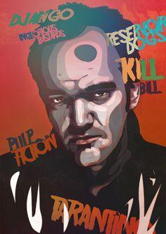 Quentin Tarantino / Debbye Reis Collection (Love)
