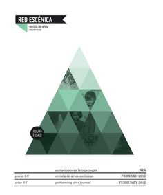 Red Escénica. MAG. New Issues!   Casmic Lab / diseño gráfico / graphic design
