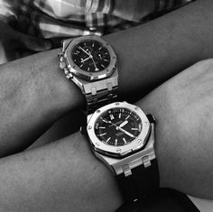 Audemars Piguet Royal Oak Offshore Diver and Chronograph
