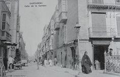 Calle de la Caridad.
