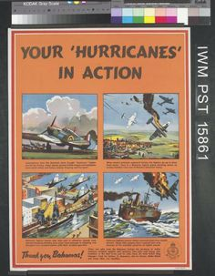 Your 'Hurricanes' Action   Thank You Bahamas