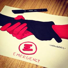 #Emergency by #CarmineArts
