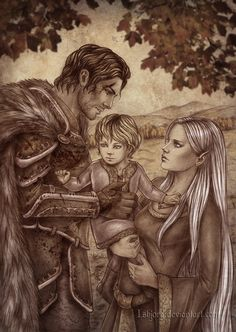 Welcome Home by Isbjorg on DeviantArt