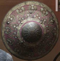 Ottoman 'kalkan' (shield).  C. 16th century.