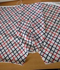 Pánské boxerky – fotonávod « Nitě všude Mens Sewing Patterns, Patterned Shorts, Underwear, Lingerie, Design Ideas, Fashion, Sewing Patterns Free, Hot Pants, Sew Underwear
