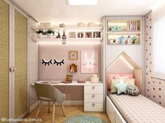 Little girls bedroom 💝🎀
