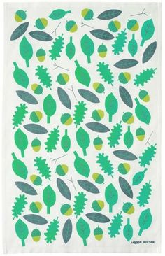 acorns and leaves by donna wilson