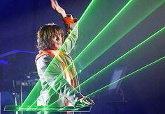laser harps