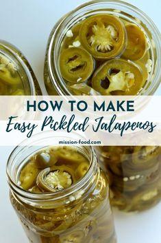 Pickled Jalapeno Recipe, Pickled Jalapeno Peppers, Canned Jalapenos, Pickling Jalapenos, Stuffed Jalapeno Peppers, Pickeled Jalapenos, Fresh Jalapeno Recipes, Pickling Peppers, Dill Recipes
