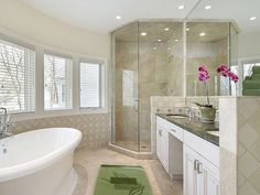 We offer a variety of styles and cuts of glass for your replacement glass shower door. Visit our website today to see our comprehensive selection of glass doors, shelving, and table tops. Frameless Shower Doors, Glass Shower Doors, Glass Doors, Corner Shower Doors, Corner Bathtub, Shower Door Hardware, Barnyard Door, Glass Replacement, Master Bath