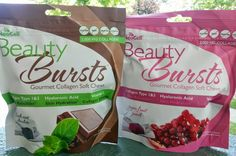 Smith and Blessings: Work It Wednesday: NeoCell Beauty Bursts & a Giveaway!