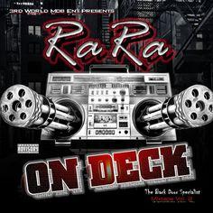 3rdworld Rara - Rara On Deck (The Backdoor Specialist 2) - DJ Racks - Free Mixtape Download And Stream