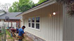 #masonry #windows #doors #detachedgarage #sonriseconstruction #mikefourniertulsa  http://www.sonrise-construction.com/services/garages.asp Pics 7 of 8  Can we build one for you?