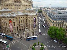 Paris! Galleries Lafayette! www.facetpo30.blogspot.com