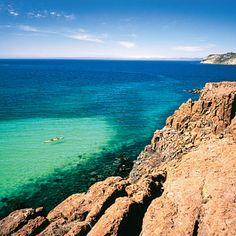 Isla Espíritu Santo, Baja, Mexico - Best Islands in the West - Sunset  http://www.sunset.com/travel/outdoor-adventure/best-islands/best-islands