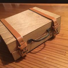 オール100均材料でトランク型収納BOX。|LIMIA (リミア)