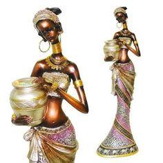 Resultado de imagem para bonecas africanas Clay Crafts, Diy Tutorial, Zentangle, Biscuit, Black, Wine Bottle Art, Plaster Crafts, African Dolls, Frames