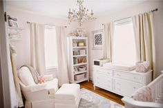 Fotos de dormitorios para bebé en color rosa
