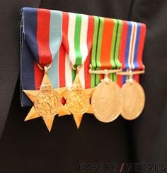 Full Size Medal Court Mounting – Empire Medals