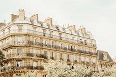 Paris, France using Jaci Marie Presets