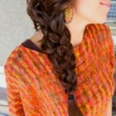 Love how there's multiple braids in one