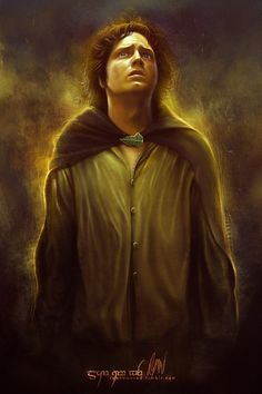 """May It Be by ryan04ryan.deviantart.com on @deviantART - Frodo from """"Lord of the Rings"""""""