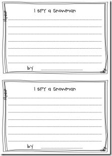 Snowballs: Teaching Ideas and Resources