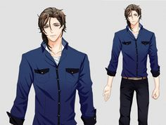 Azusa Kuze I Love Anime, Anime Guys, Creepypasta Cute, Event Pictures, Shall We Date, Dating Sim, Is 11, Game Character, Sims