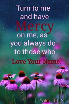 Psalm 119:132