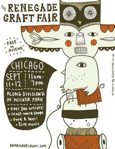 Great Craft Sale Poster!